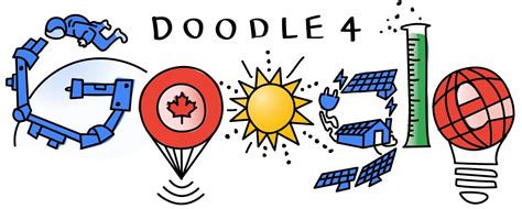 doodle 4 event is inviting canadian students to design its logo