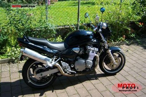 Suzuki 600 Bandit Specs Suzuki Gsf 600 Bandit 2001 Specs And Photos