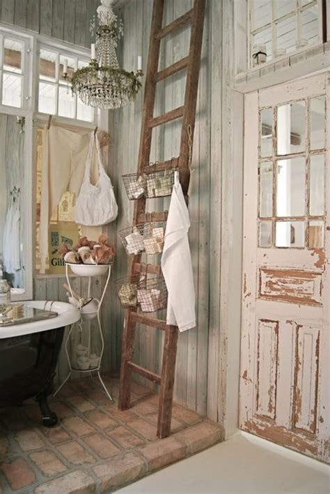 ladder home decor pallet furniture gallery old ladders repurposed as home decor