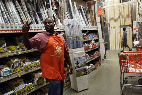 home depot posts 44 percent increase in quarterly profits