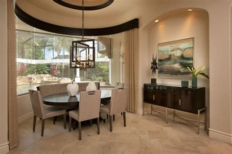 florida style dining rooms decosee