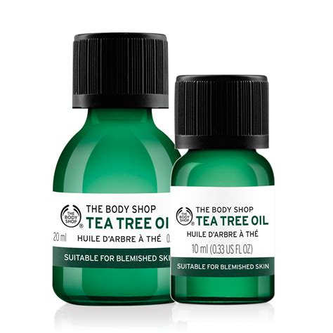 Pelembab The Shop Tea Tree coconut vs tea tree which is best for me 11 more oils to try