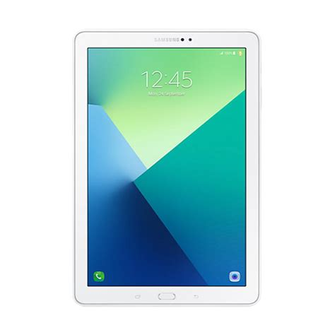 Samsung Galaxy Tab 3 Kamera Depan Belakang jual samsung galaxy tab a 2016 tablet white 16 gb 3 gb 10 1 inch harga kualitas