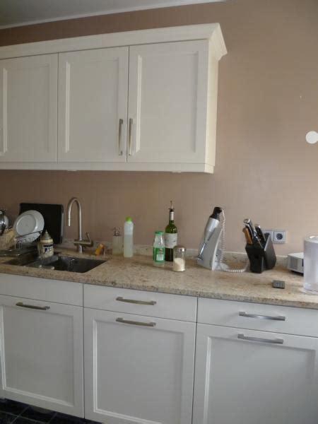 kleine küche makeover wohnzimmer beleuchtung