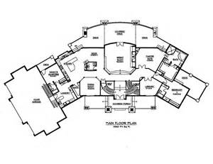 Luxury Home Blueprints by Large Images For House Plan 161 1017