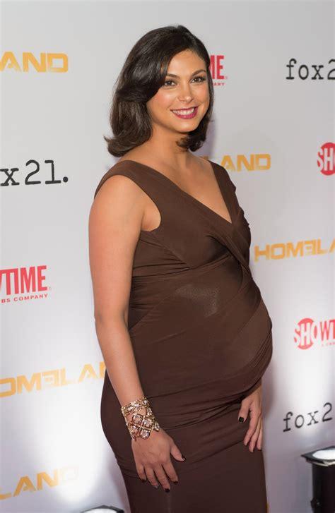 Morena Baccarin: ?Homeland' DC Premiere   HuffPost