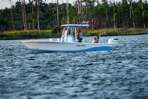blue wave boats 2800 2018 blue wave 2800 pure hybrid blue wave