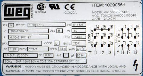 weg single phase wiring diagram wiring diagram
