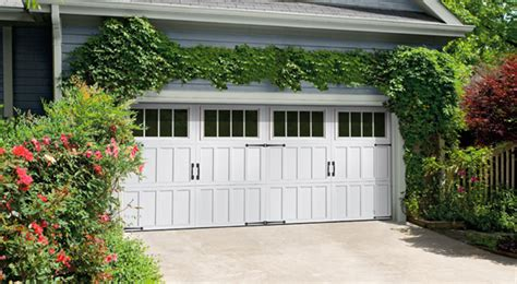 Faux Garage Door Windows Inspiration Vignette Design Garage Door Inspiration Carriage Style