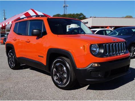jeep renegade orange 2017 jeep orange mississippi mitula cars
