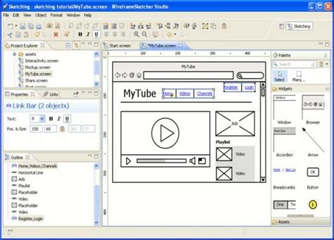 best wireframe tool balsamiq mockups one of the 10 best wireframe tools for