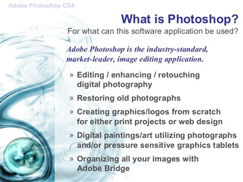 adobe photoshop cs essentials   outline