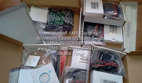 Modem Wavecom 1306b Usb jual modem wavecom 1306b serial dan usb murah jakarta