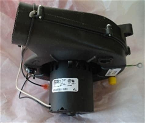 inducer fan not working b2833001s inducer blower gmpn