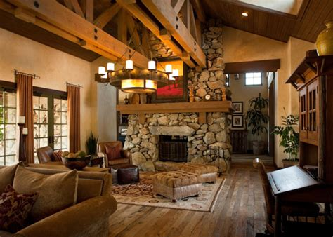 texas ranch style homes interior