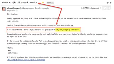 email questions 7 strategies to give your email caign a human touch