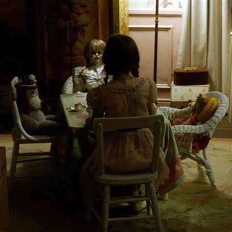 the annabelle doll trailer reactor the annabelle doll returns in the