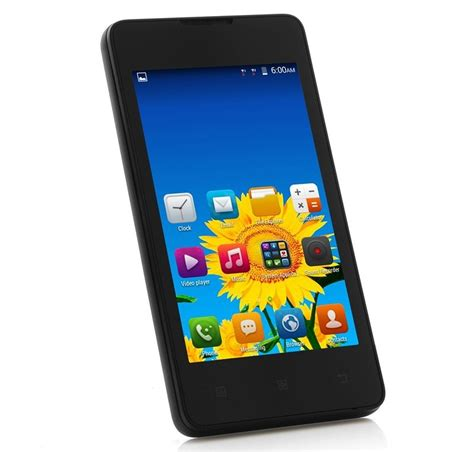 Lenovo Android lenovo a1900 is a 60 android smartphone androidos in