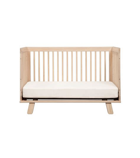 Babyletto Hudson 3 In 1 Convertible Crib With Toddler Rail Babyletto Hudson 3 In 1 Convertible Crib With Toddler Bed Conversion Kit In Washed