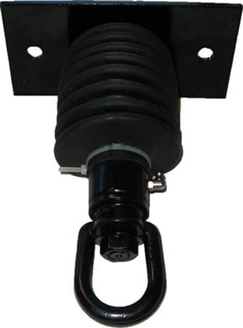 swing swivel hardware heavy duty tire swivel for residential suspension