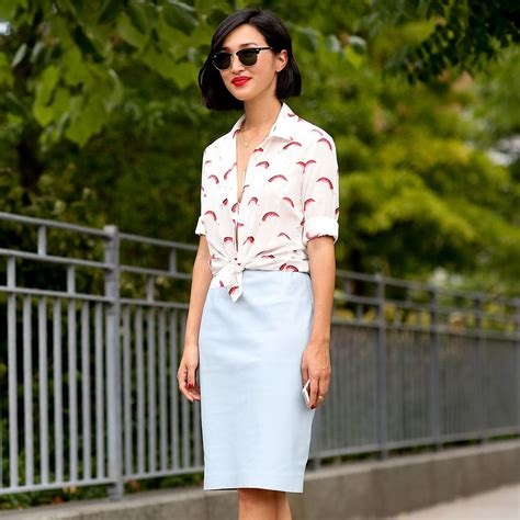 spring 2015 styles best street style at new york fashion week spring 2015