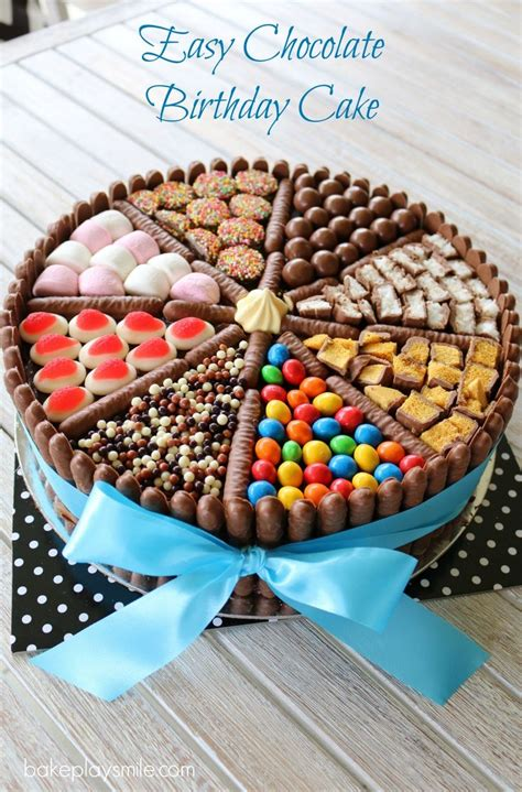 Birthday Cake Ideas by Best 25 Birthday Cakes Ideas On Birthday Cake