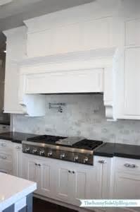 Carrera Marble Backsplash - carrera marble subway tiles transitional kitchen sunny side up