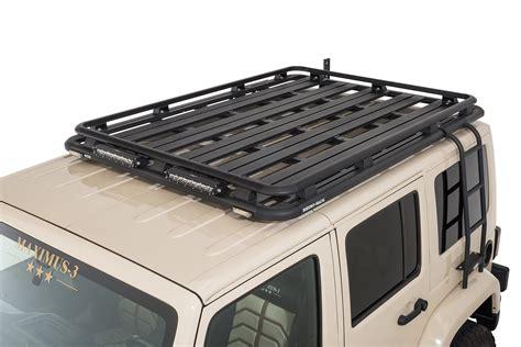jeep wrangler luggage rack maximus 3 rhino rack pioneer roof rack for 07 18 jeep