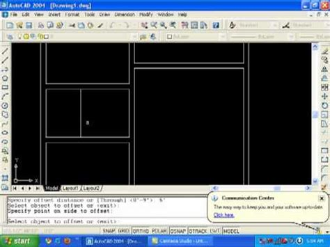 tutorial autocad 2004 youtube autocad 2004 lesson 2 in urdu making map in 2d muhammad