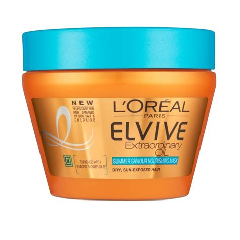 Loreal Hair Mask l oreal elvive extraordinary mask 300 ml 163 2 45