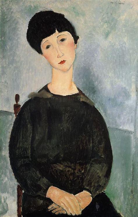 Amedeo Modigliani Byron S Muse