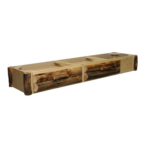 under bed storage drawers aspen log furniture aspen 2 drawer underbed storage black forest decor
