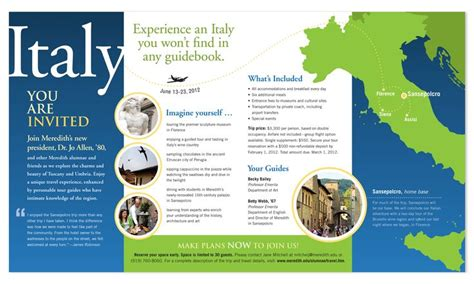 leaflet design in london exle of nature brochure exles google search