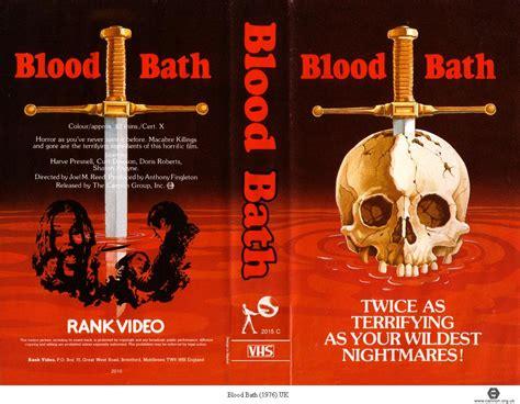 bathtub film terror tuesday report blood bath moviefone com