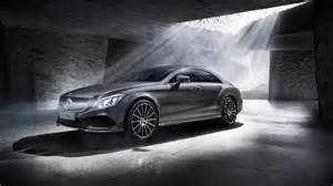 Mercedes Cls Coupe 2016 Mercedes Cls Coupe Edition Wallpaper Hd