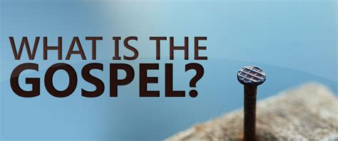 What Is The The Gospel Of The Kingdom Vs The Gospel Of Atonement