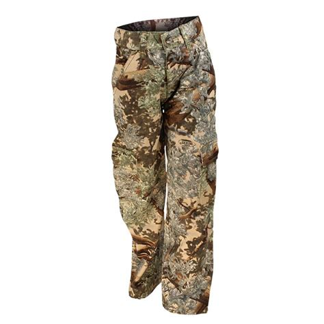 pink camo clothing for youth cotton camo cargo for youth
