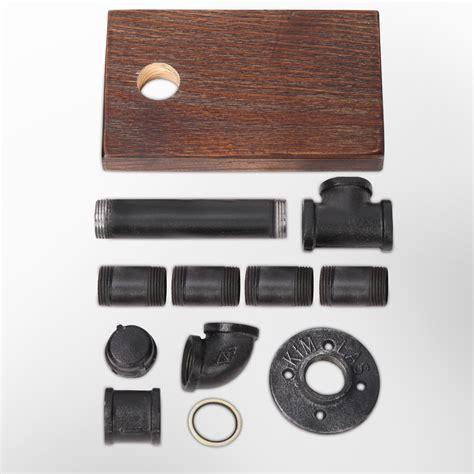 Toilet Paper Holder With Shelf rustic industrial diy floating pipe shelf paper holder