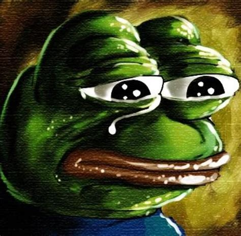 Sad Frog Meme - image 222274 feels bad man sad frog know your meme