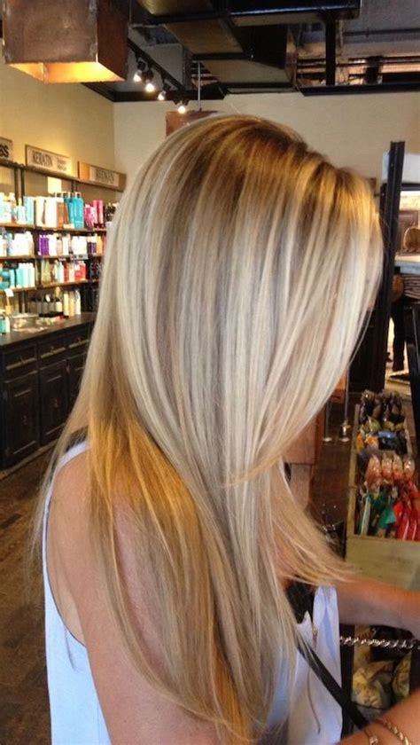blonde balayage highlights straight hair 29 best balayage hairstyles for straight hair for 2017