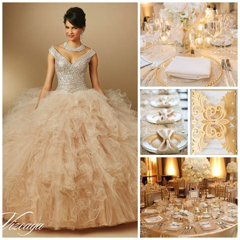 gold quinceanera themes quince theme decorations quinceanera ideas quinceanera