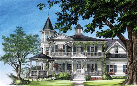 large victorian house plans house plan 86291 at familyhomeplans com