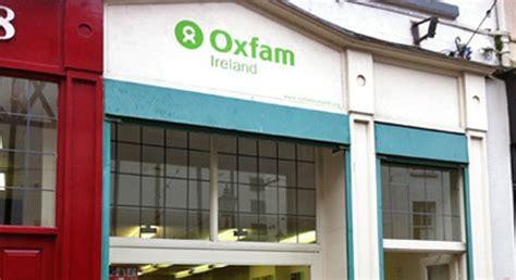 Oxfam Ireland Fair Trade Shop by Oxfam Waterford Charity Shop Ireland