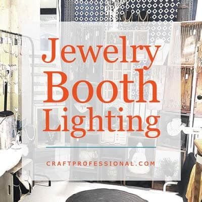 craft booth lighting craft fair booth ideas for indoor and outdoor shows