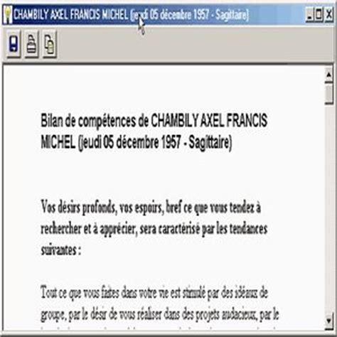 Cabinet Bilan De Compétences by Logiciel Bilan De Comp 195 169 Tences