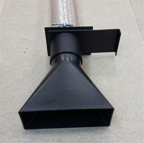 dust extractor collector hood mm