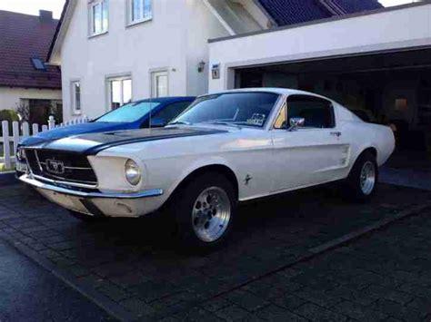 Mustang Auto Günstig Kaufen by 1967 Ford Mustang Fastback Topseller Oldtimer Car Group