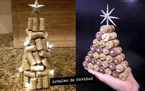 rbol de navidad con tapones de corcho diy con tapones de corcho