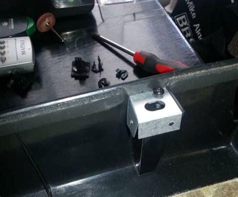 tailgate rattle trim fix