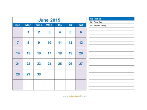 daily planner template june 2015 june 2015 calendar blank printable calendar template in